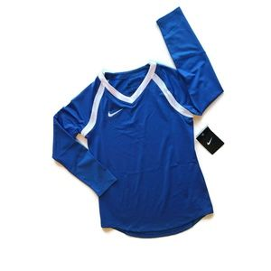 Nike Team Agility Volleyball Long Sleeve Jersey